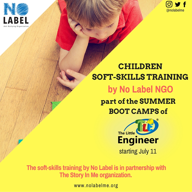Learning Soft Skills In Childhood Can >> We Added Junior Boot Camps To Our Prevention Strategy No Label